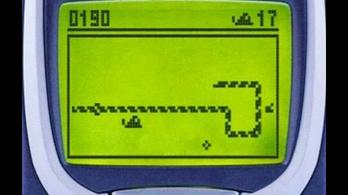 A nokiás kígyós játék készítője sosem jutott el az utolsó pályáig