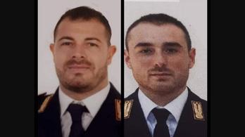 Két olasz rendőrt lelőtt a motorlopásért bevitt dominikai