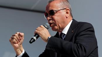 Erdoğan: Már a hétvégén megkezdődhet a szíriai hadművelet