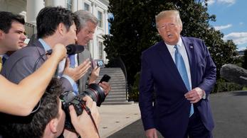 A Fehér Ház is idézést kapott a Trump elleni vizsgálatban