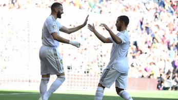 A Real lemásolta a Fradi elleni első Ludogorec-gólt