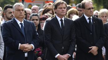 Orbán Viktor is részt vett a mohácsi polgármester temetésén