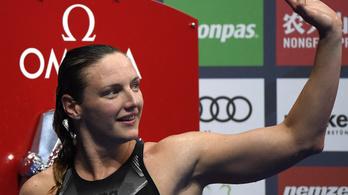 3 arany, összesen 9 magyar érem a budapesti úszóvilágkupán