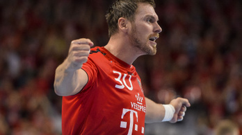 Három vesztes meccs után összeszedte magát a Veszprém