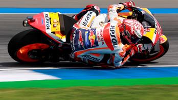 Marc Marquez újra világbajnok