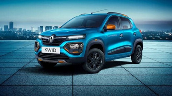 Frissült a legkisebb Renault