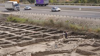 Óriási 5000 éves várost találtak Izraelben
