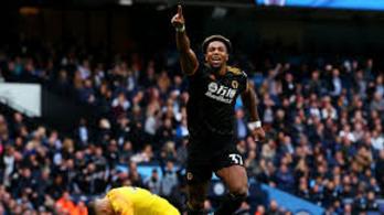 A Wolverhampton Manchesterben sokkolta a Cityt