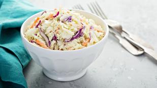 Itt a Mindent Megváltoztató Információ: a Coleslaw nem is amerikai saláta