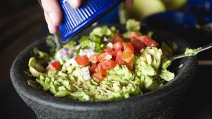 A guacamole nem csak tortillacsipsszel finom