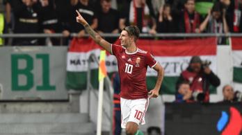 Szoboszlait Salzburgban kezelik, nem jött a válogatotthoz