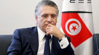 Letartóztatott médiacézárból lehet királycsináló Tunéziában