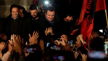 Ellenzéki győzelem a koszovói előrehozott választáson