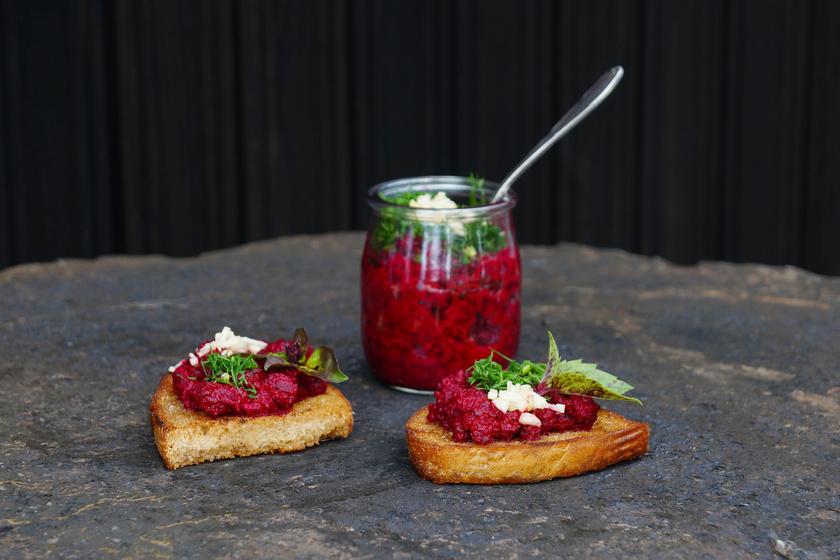 Fűszeres, hagymás céklalekvár: kenyérre, sültek mellé fenséges