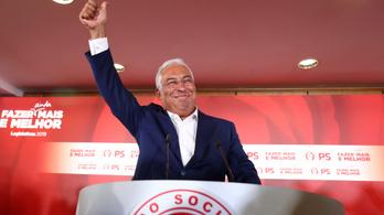 A szocialisták nyerték a választást Portugáliában