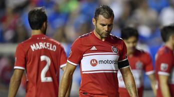 51 góllal távozik Nikolics a Chicagótól