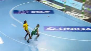 Amorim tudatosan állt lesben, erre a szemfüles gólra várt