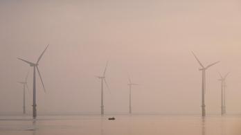 A brit állami szektor forradalmi lépést tett a megújuló energia felé
