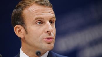 Macron: A hét végéig eldől, hogy lehet-e új brexitmegállapodás