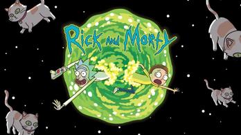 Ezért megérte két évet várni a Rick és Morty új évadára