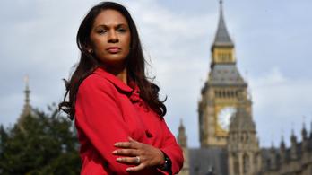 A nő, aki keresztbe tett Theresa Maynek és Boris Johnsonnak is