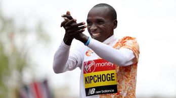Nagy sztárok segítik a maratoni futás rekordjának megdöntését