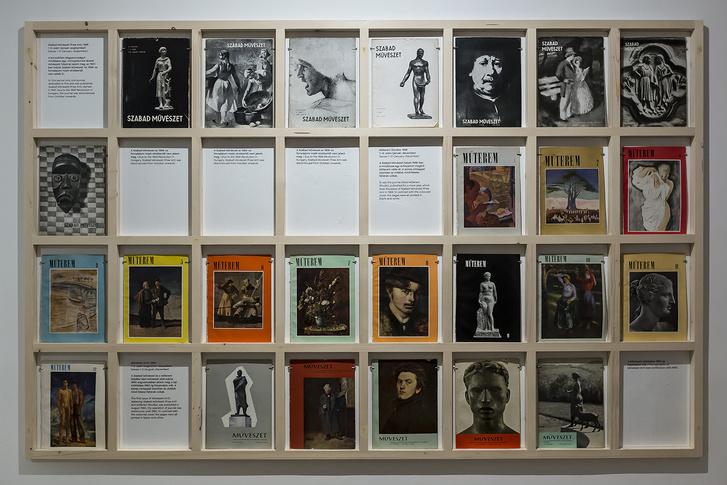Magyar művészeti folyóiratok a korszakból
