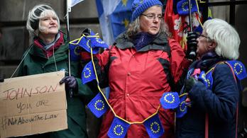 Elutasította egy skót bíróság a rendezetlen brexit bírói tilalmát kezdeményező keresetet