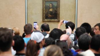 Visszakerült az eredeti helyére a Mona Lisa