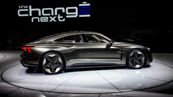 20 új, teljesen elektromos modellt jelentett be az Audi