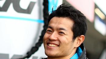 Japán beugró a Toro Rossónál a Japán GP-n