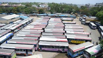 48 ezer sztrájkoló munkást rúgtak ki egy indiai vállalattól