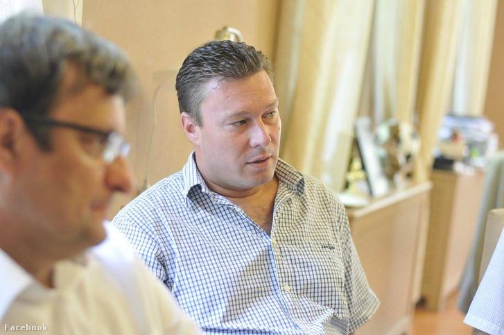 Csaba Lackner, the local representative of MSZP involved in the scandal