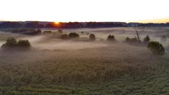 Az ősz eddigi leghidegebb hajnalával indított a kedd