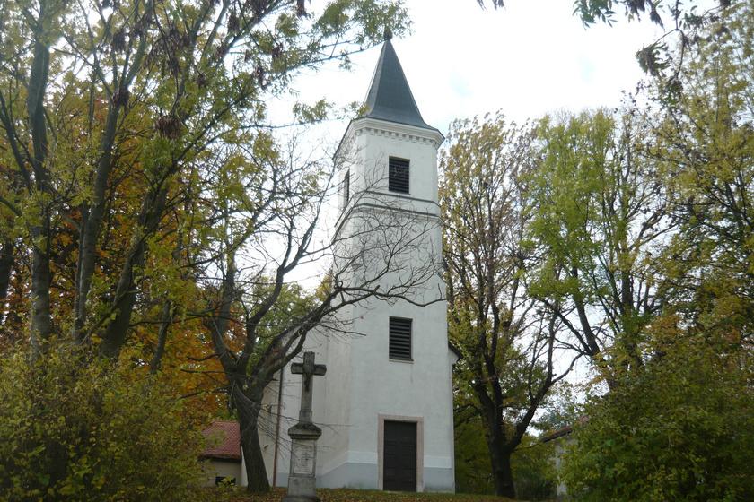 A római-katolikus vérteskozmai Szent Kozma és Damján-templom mai alakját 1860 körül nyerte el.