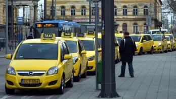 Tízből hét taxisnál találtak szabálytalanságot az idei ellenőrzések