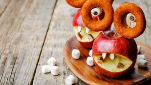 A nagy gasztroátverés: karamellás-almás, sütőben sült fánkok