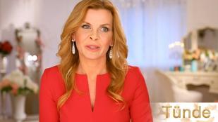 Beginázták Polgár Tünde luxusfeleség fiát