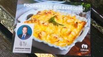 Erdélyből jött a krumpli Újbudára a tavalyi önkormányzati vásárra