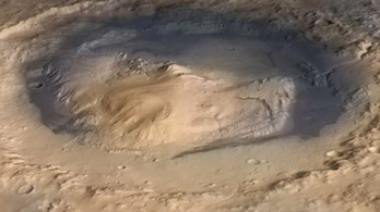 Ősi oázist talált a Curiosity a Marson