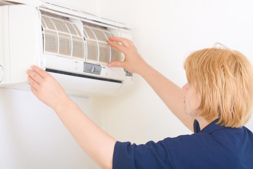 Így tudja befűteni a légkondi a lakást - És miért most ellenőriztesd a berendezést?