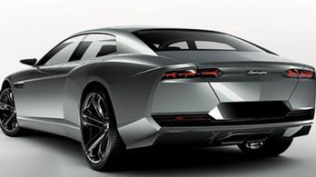 Már a Lamborghini is elektromos autót fejleszt