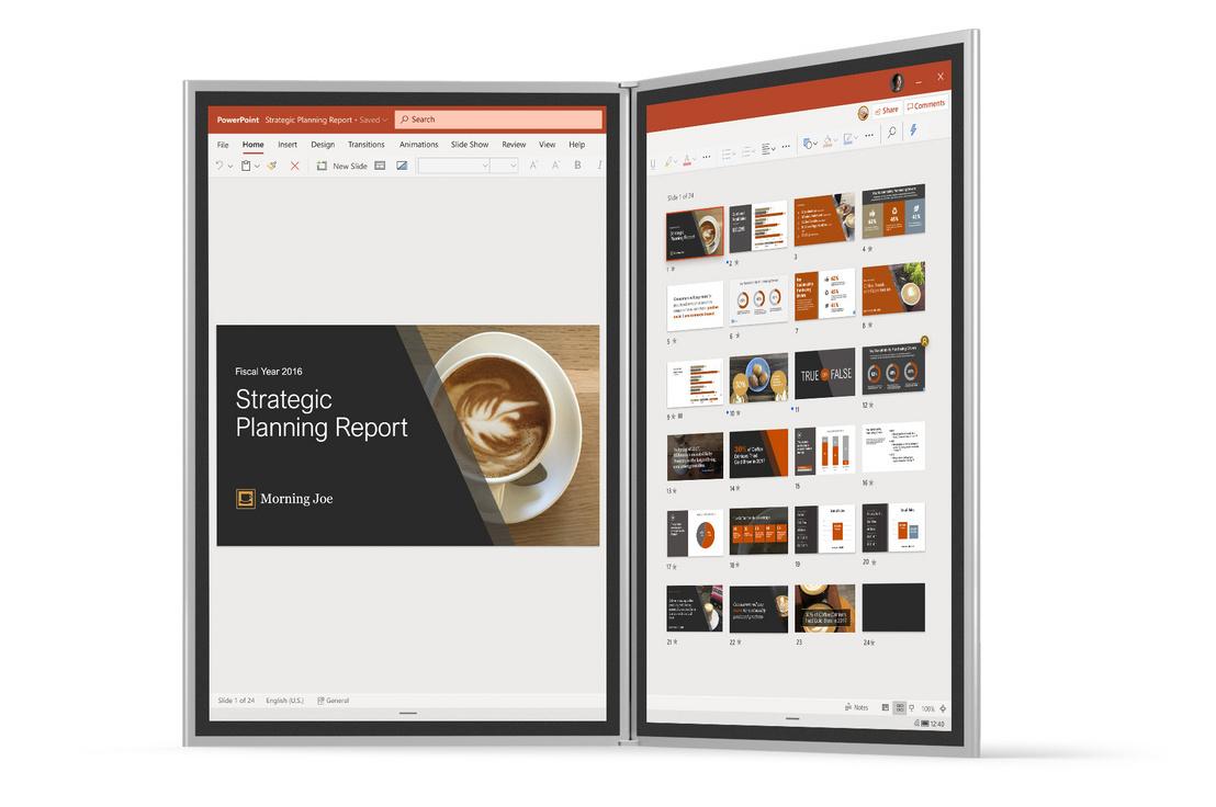 A Windows 10X: lehetséges lesz a dual-screen PC-n 2020-ban