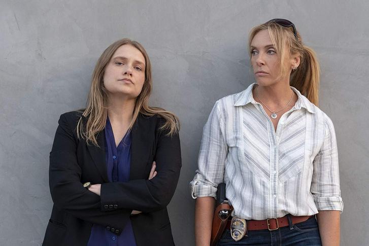 A Netflix sorozatának nyomozópárosa