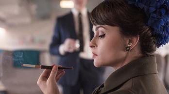 Margit hercegnő szellemével beszélgetett szerepéről Helena Bonham Carter