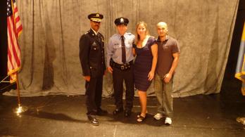Egy magyar, aki Philadelphia legkeményebb negyedében lett rendőr