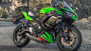 Megérett a frissítésre a Kawasaki Ninja 650