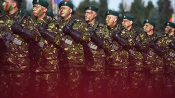 A román fegyveres erők Székelyföldön gyakorlatoznak a hibrid háborúra