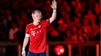 A világbajnok Schweinsteiger bejelentette visszavonulását