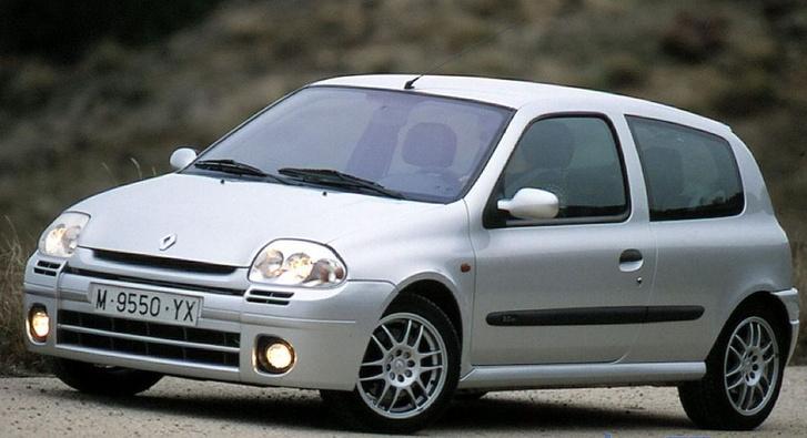 Kicsit kisandítottam ide is, de nem, nem akarok Renault-irányba mozdulni
